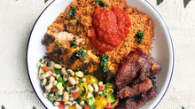HOW TO PREPARE JOLLOF OUT OF FONIO