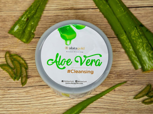 ORGANIC TRADE & INVESTMENTS' PURE ALOE VERA GEL REVISITED BY NORWALK SOAP