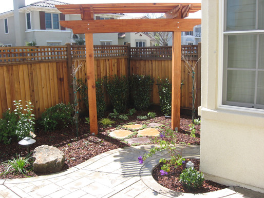 Landscaping Small Spaces