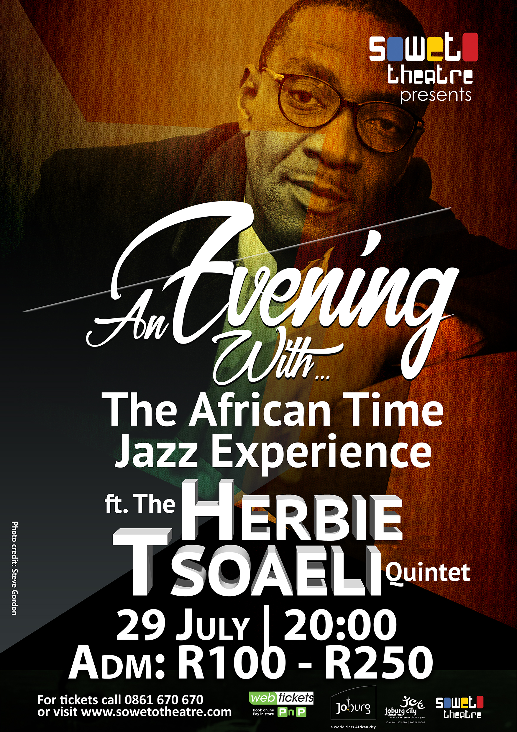 An Evening with HerbieTsoaeli