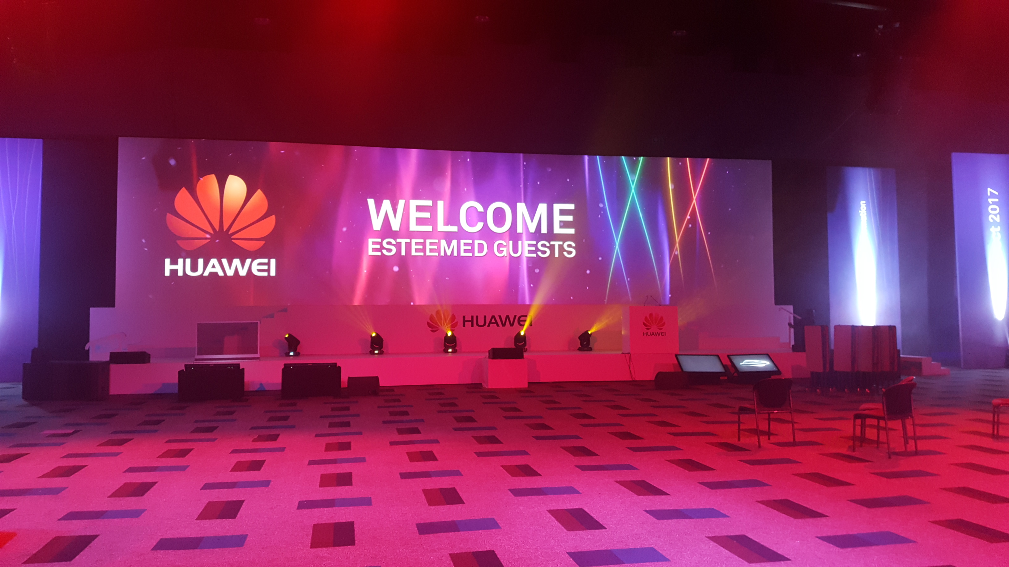Huawei conference 2017