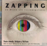 Artist: Various Album: Zapping Label:Blanco Y Negro Solo Voice 'The Way You Are' Skoda Octavia