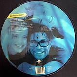 Living in Jam  Artist : Blu 4 U   Label Vale Records. 12 inch vinyl single.  Backing vocals Alex Warner