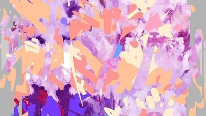 Serie Naturaleza (flores) / 50x60cm