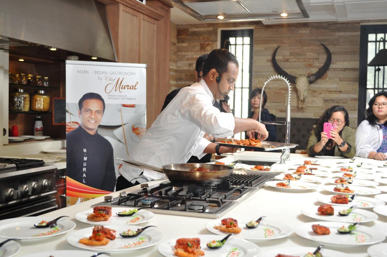 Jakarta cooking class
