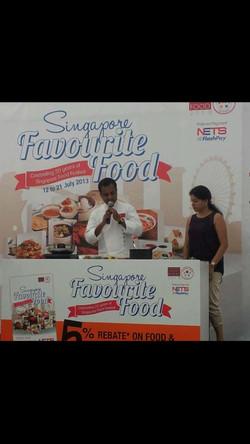Singapore Food Festival 2013