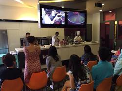 ToTT cooking class