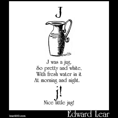 """""""J Was A Jug"""""""