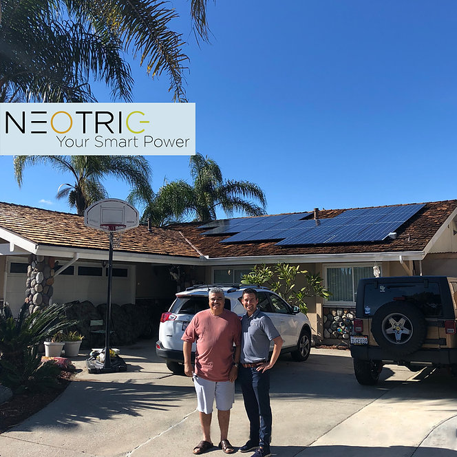 Solar Installation Mission Viejo