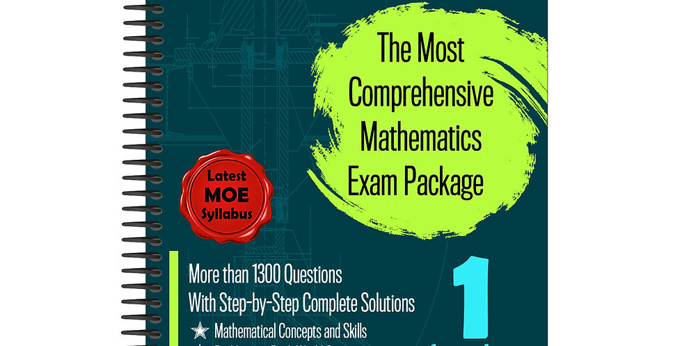 Secondary 1 Mathematics Exam Package