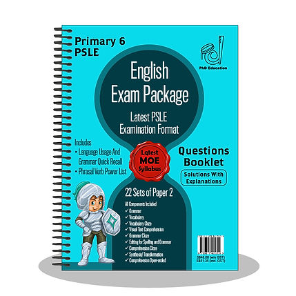 P6 English Exam Package Picture (2021)-0