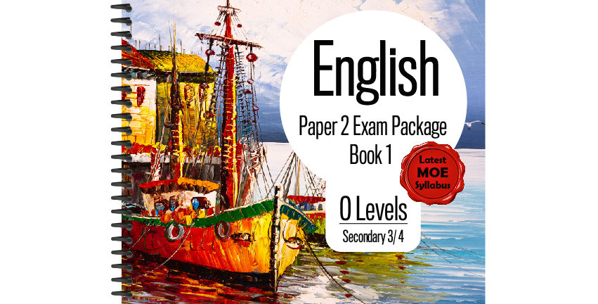 O Levels English Paper 2 Exam Package