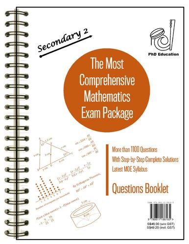 Secondary 2 Mathematics Exam Package | phd-education