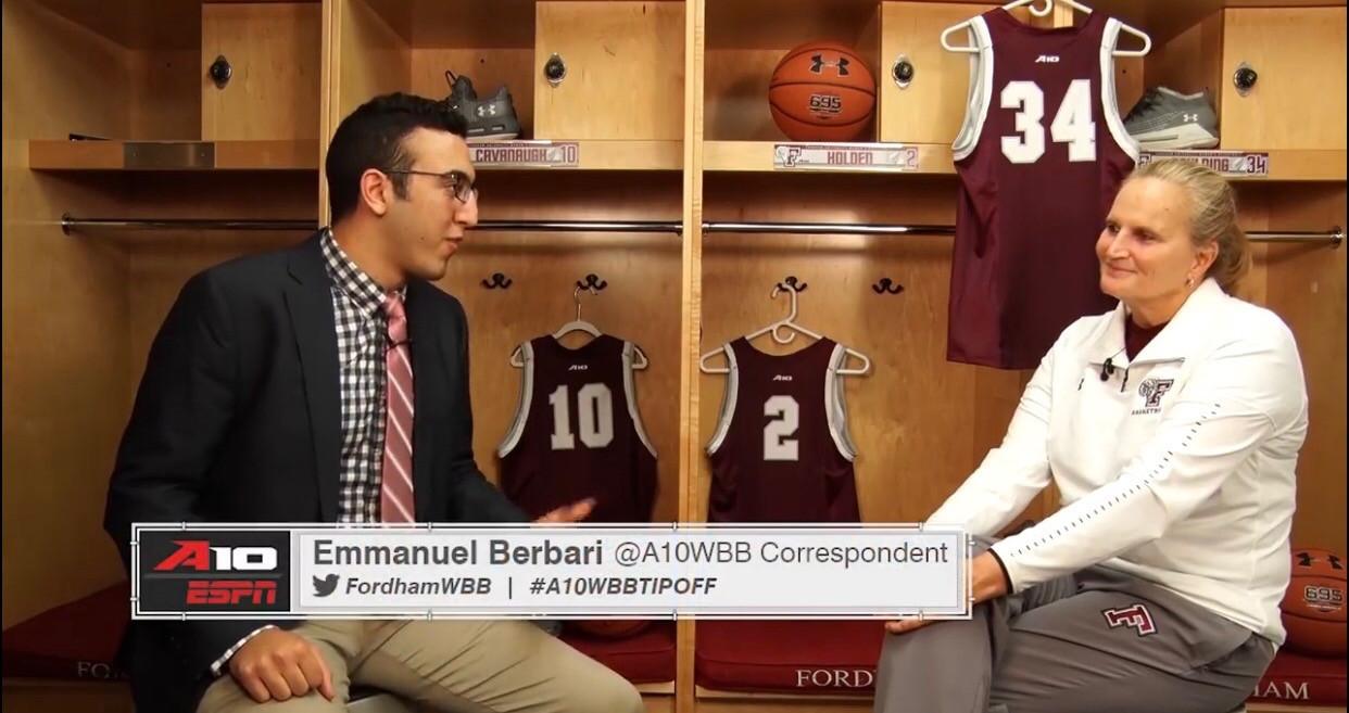 Fordham WBB Preview