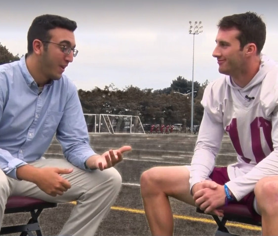 Fordham Football Feature