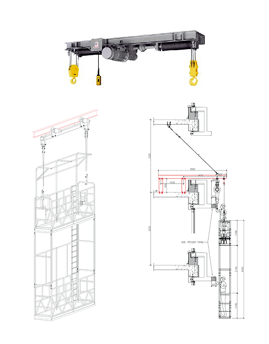 Lifting & Access System