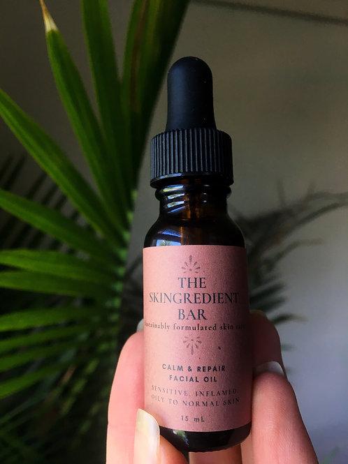 Calm & Repair Facial Oil