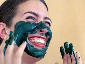 DIY Spirulina Face Masque