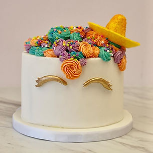 Fiesta Party! 🎊_-_-_-_-_-_-_-_#cakes #i