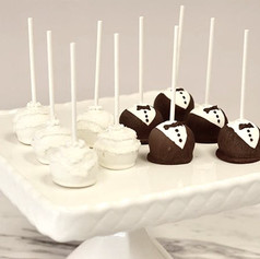 👰🤵Custom Cake Pops!_-_-_-_-_-_-_-_-_-_