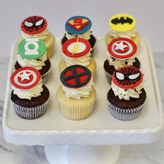 Cupcakes are here to save the day🦸‍♂️🦸