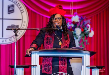 Bishop Maureen L. Davis, Presiding Prelate