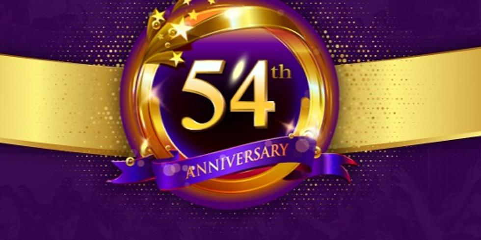 ODM 54th Church Anniversary