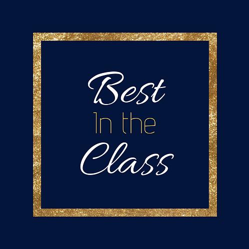 Best In The Class