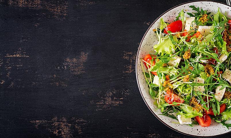 tomato-salad-with-mix-micro-greens-camem