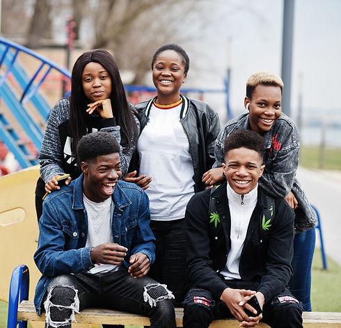 young-millennials-african-friends-walkin