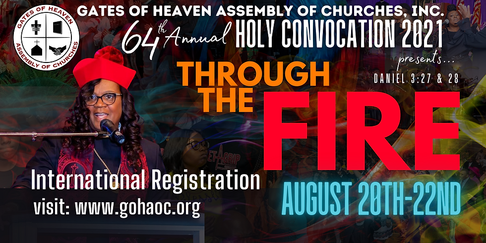 64th Holy Convocation