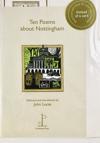 Ten Poems about Nottingham.