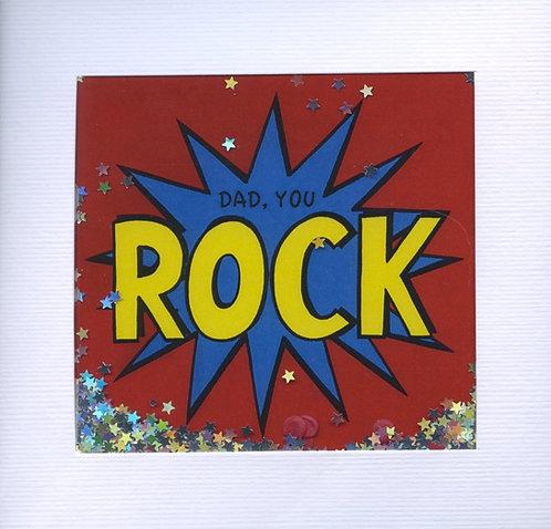Dad, you Rock