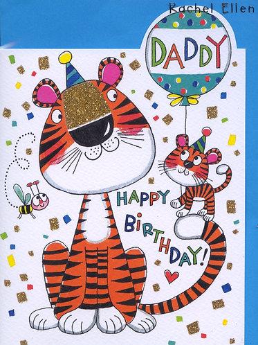 Daddy, Happy Birthday.