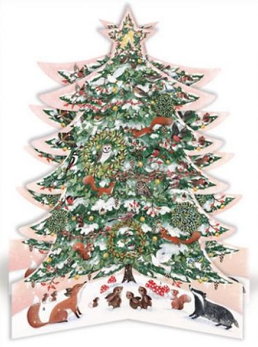 3D ChristmasTree Advent Calendar