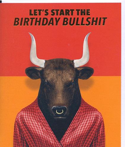Birthday Bullshit