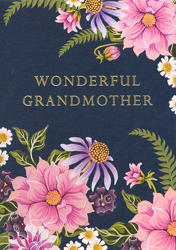 Wonderful Grandmother.