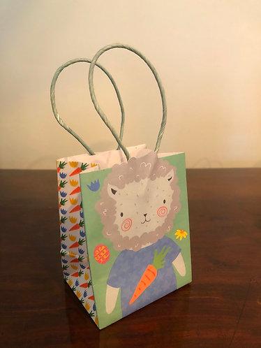 Easter Gift Bag Sheep