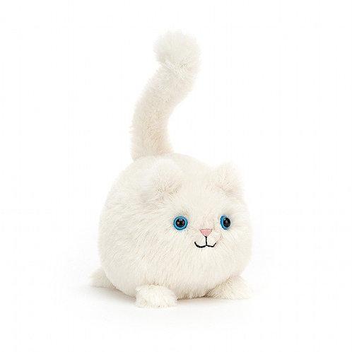 Jellycat Cream Kitten Caboodle