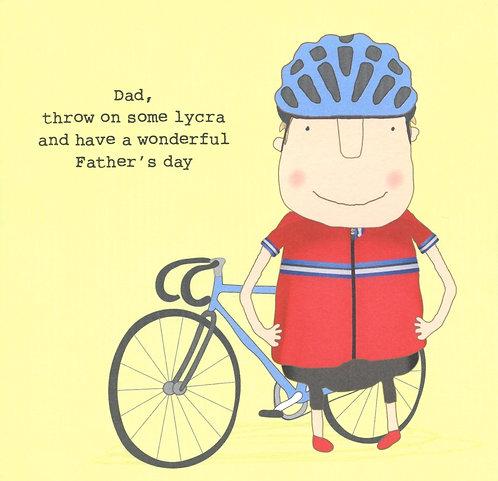 Lycra Dad