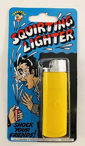 Water pistol lighter.