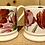 Thumbnail: Flowers set of 2 half pint mugs boxed