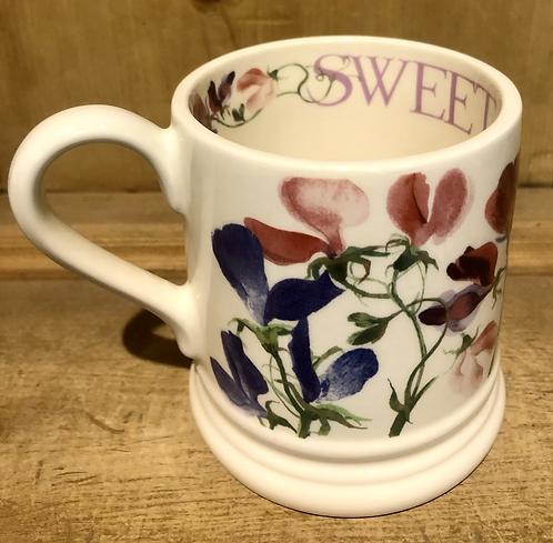 Sweet Pea small mug.