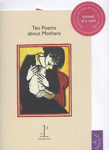 Book of 10 poems about Mothers.