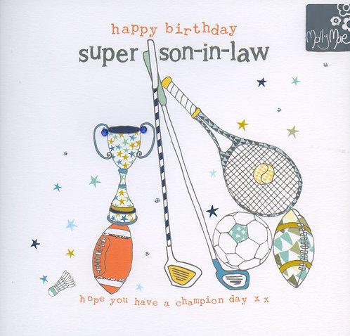 Happy Birthday Super Son-in-Law