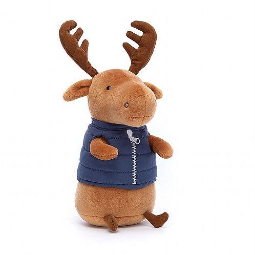 Jellycat Campfire Critter Moose