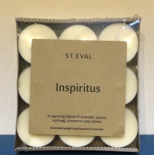 Inspiritus fragrance candle.