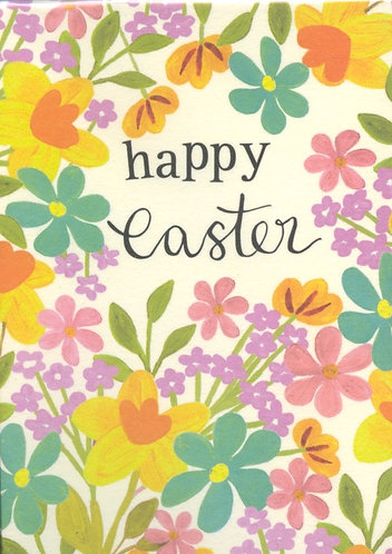 Happy Easter. (10 Cards)