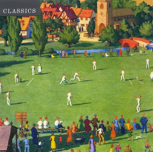 Cricket on the Village Green.