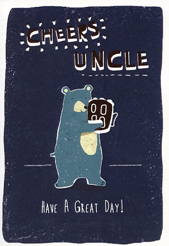 Cheers Uncle